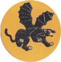 541st Parachute Infantry Regiment Shoulder Patch