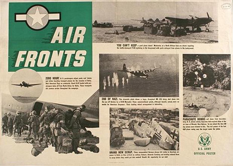 Air Front Poster
