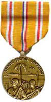 The Asia-Pacific Campaign Medal