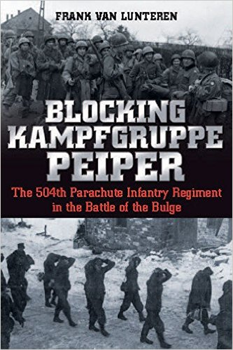 Blocking Kampfgruppe Peiper - 504th PIR