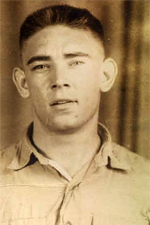 Pfc Edgar Oswald Anthony - Co A 1st Battalion Paramarine (KIA on Iwo Jima 22 Feb 1945 as part of the 5th Marine Division 26th Marine Rgiment)