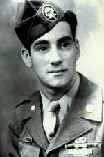 Pvt Vincent J Speranza (Source: Dominique Potier)