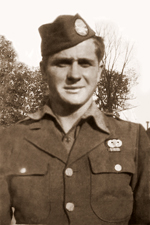 Pvt Elmer J Baker (Source: Robert Schweikert)