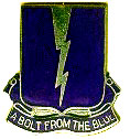 550th Parachute Infantry Battalion Crest